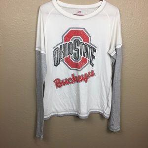 Ohio State Buckeyes long sleeve T-shirt